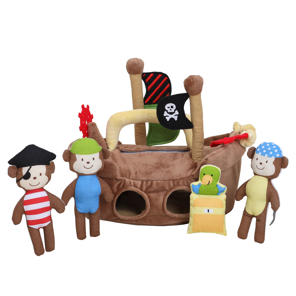 Pirate Ship by Alma's Designs