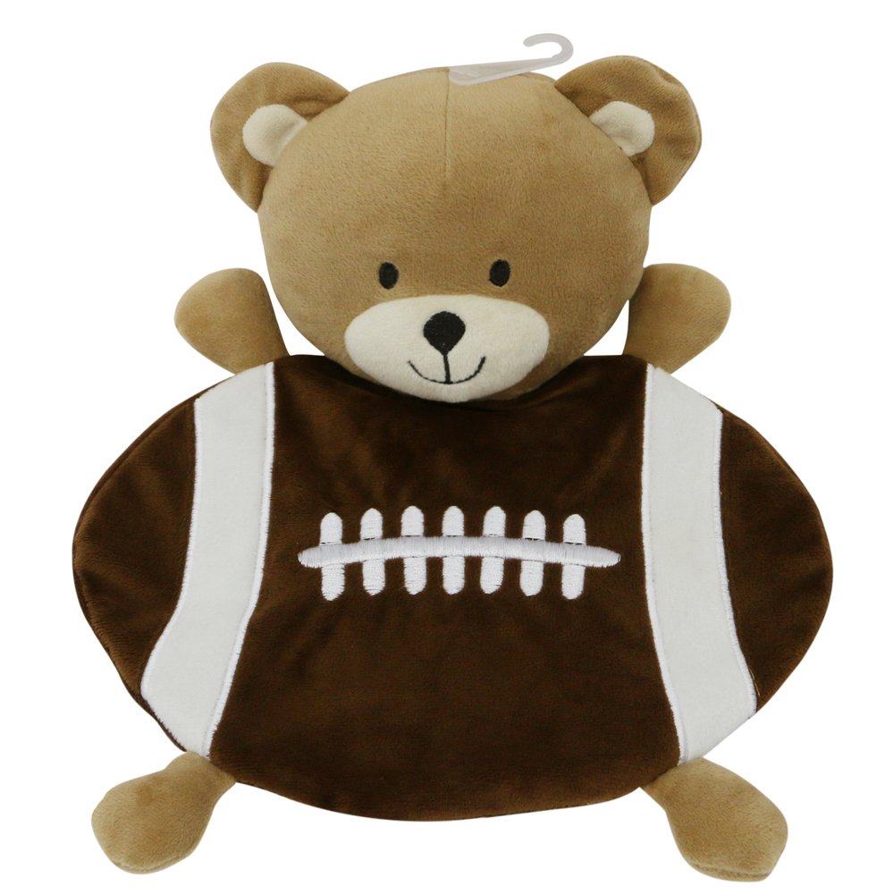 Cracker Barrel Bear Football Flat Plush.jpg