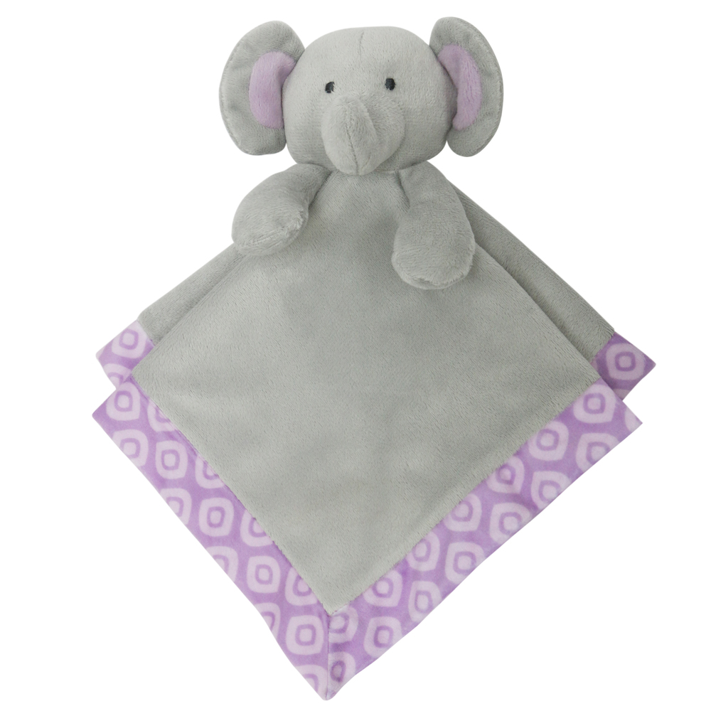 Little Haven Purple Elephant Security Blanket.jpg