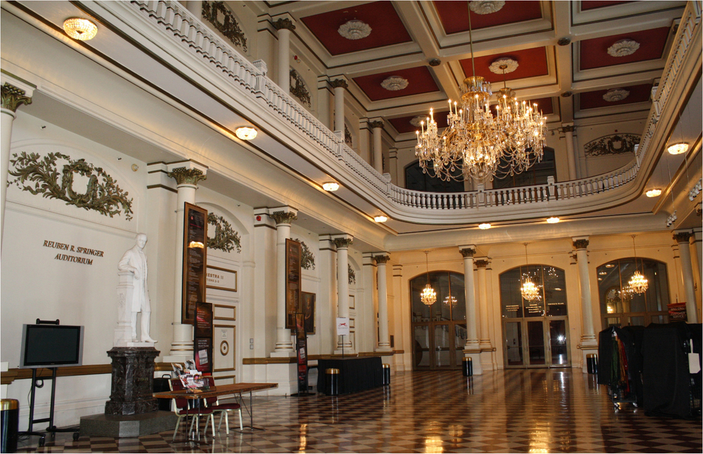 The Grand Foyer 2015