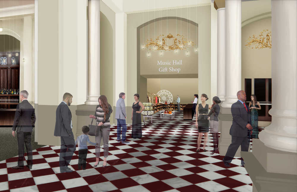 Rendering of Guest Services