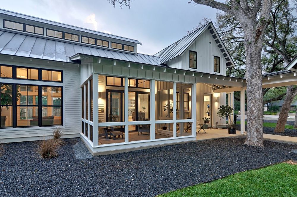 modern farmhouse tim brown architecture