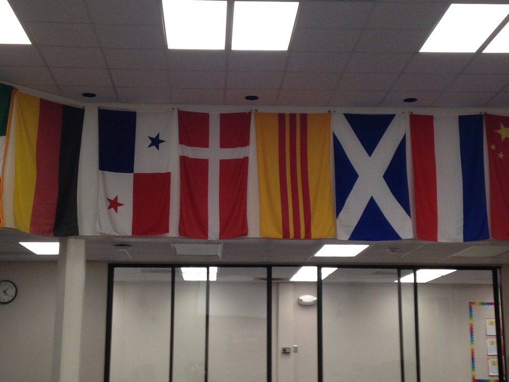 World Flags!