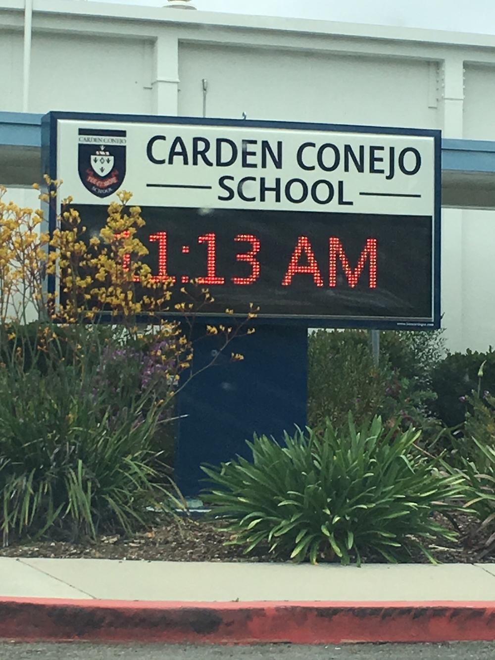 Hello Carden Conejo!!