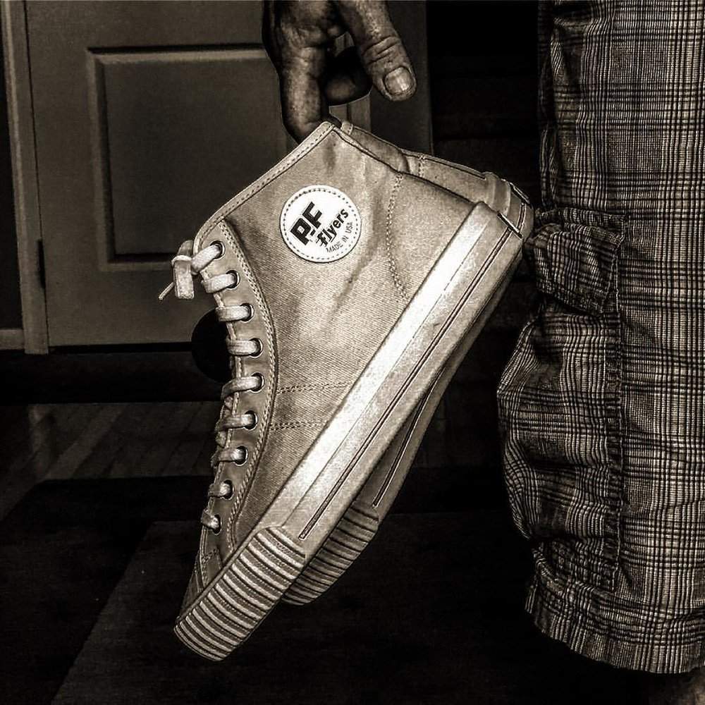 PF Flyers at FranklinandPoe.com