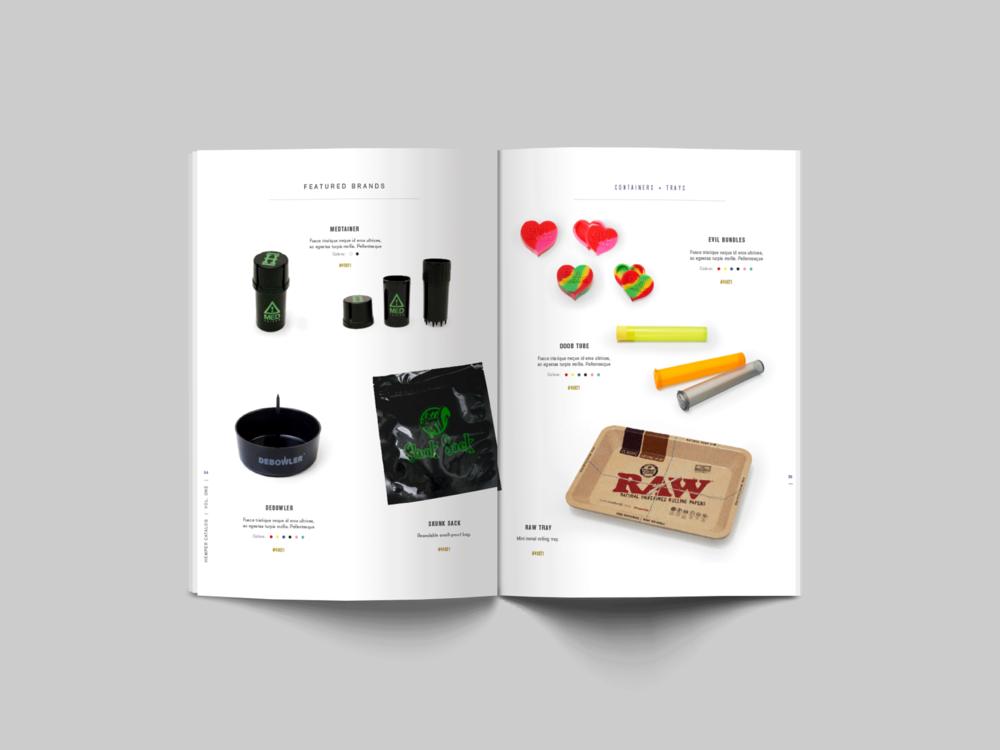 Print Product Catalog