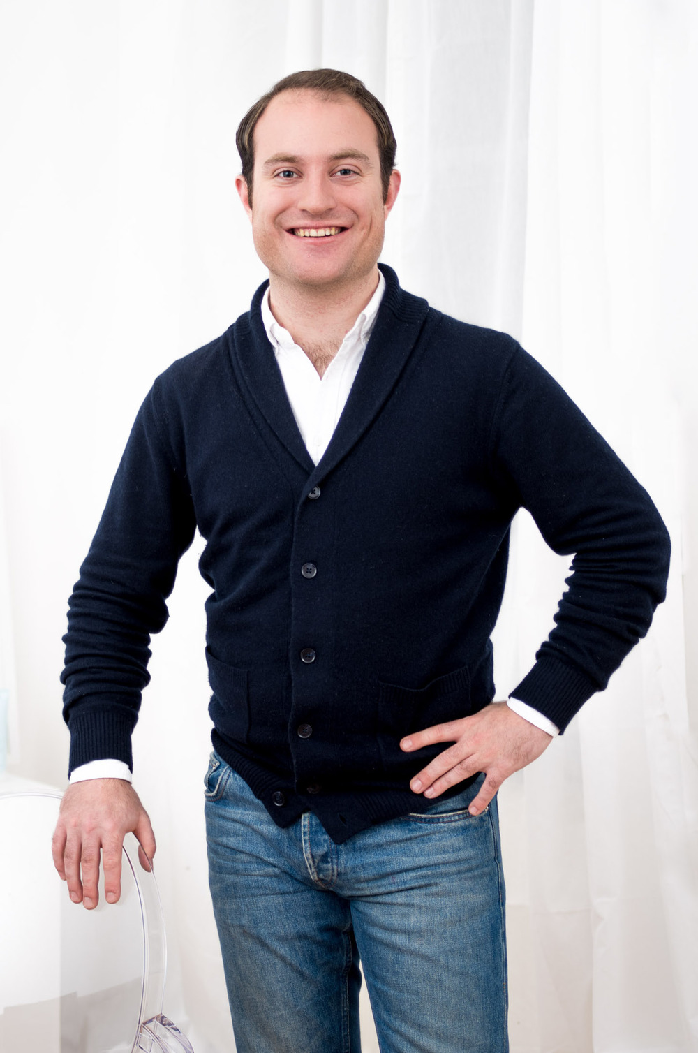 Matthias  / CEO & Head of Cooperations
