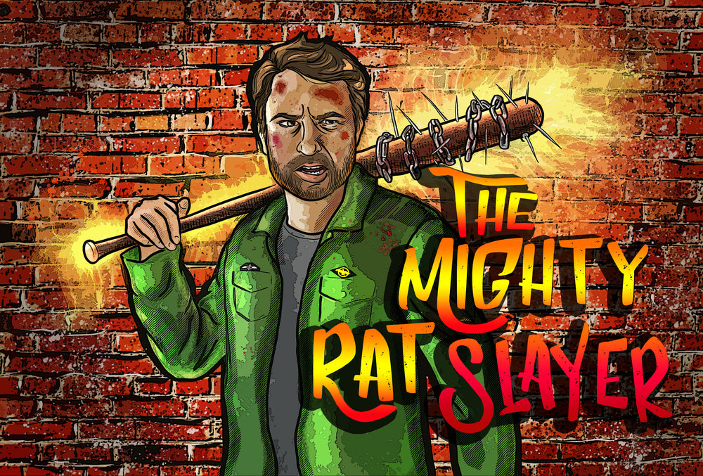 The Mighty Rat Slayer