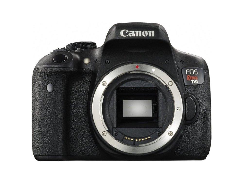 "Canon ""T#i"" Series"