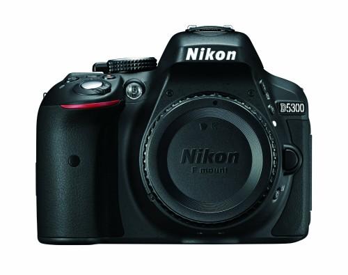 "Nikon ""D5###"" Series"