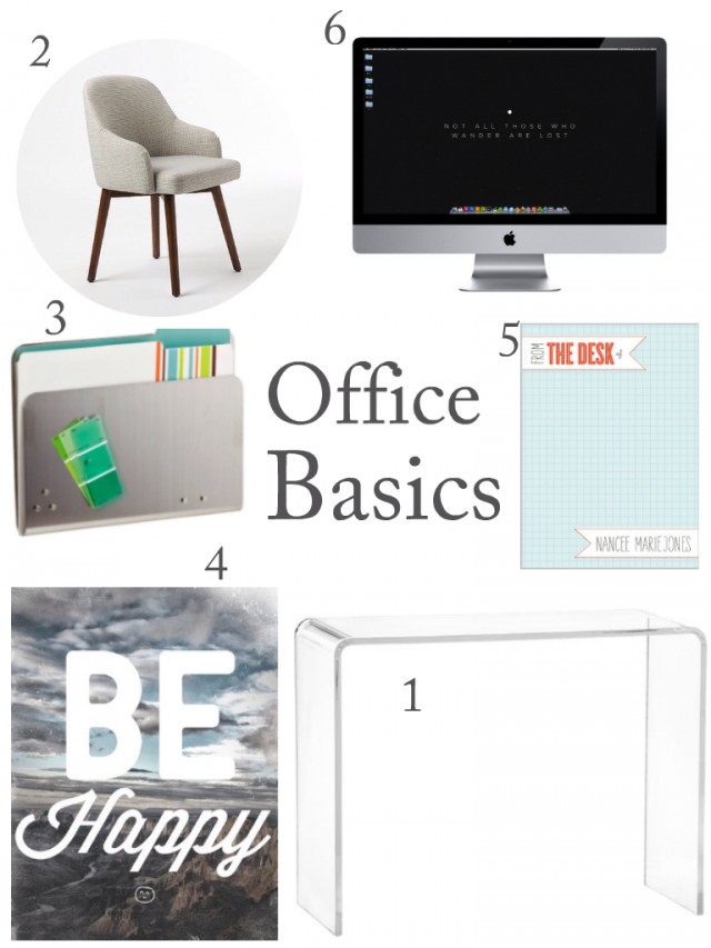 office basics