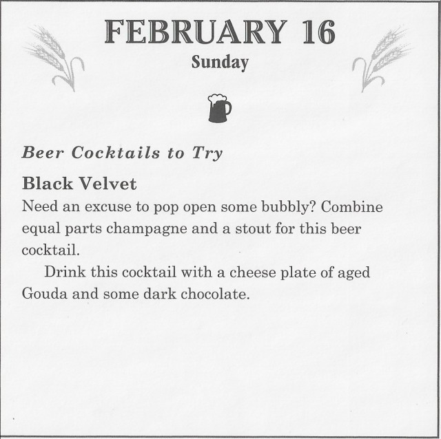 beer cocktail