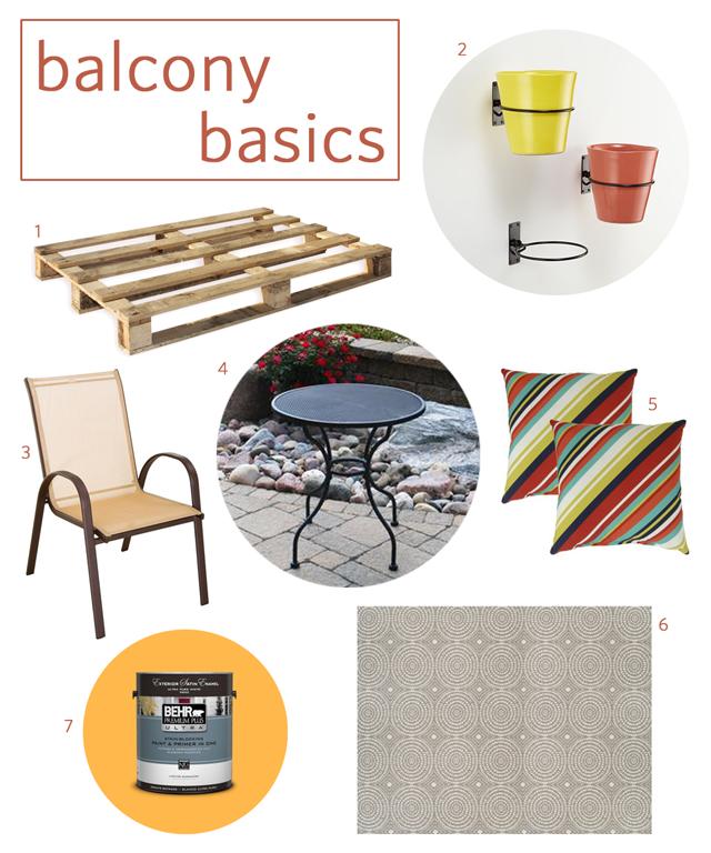 balcony-basics