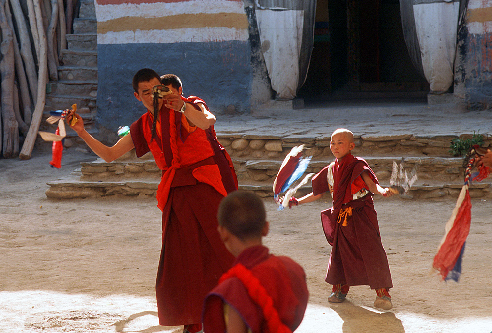 Nepal.Mustang.LoManthang.Festival.DanceRehersal.jpg
