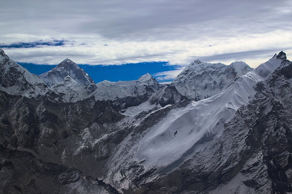 <strong>The Khumbu</strong><p>Roof of the World »</p>