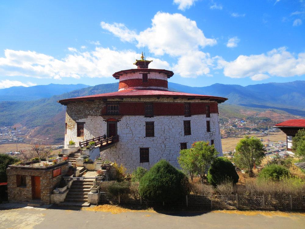 Bhutan.Paro.WatchtowerMuseum.MG.jpg