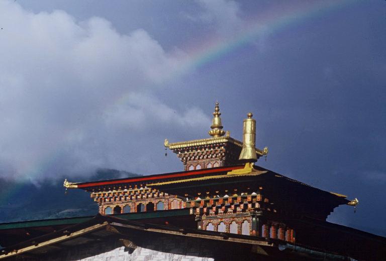 Bhutan.Mongar.Dzong.Rainbow(1998) copy.jpg
