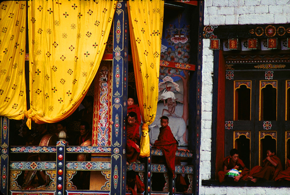 Bhutan.Thimphu.Tsechu.Watchers.jpg