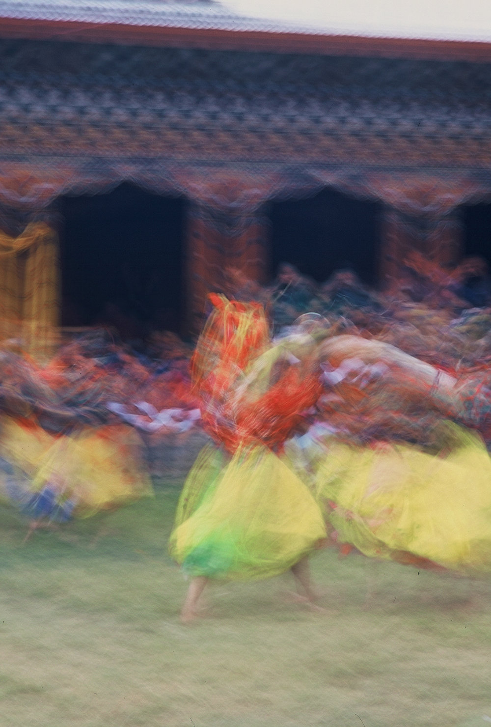<strong>Masked Dance Festivals</strong><p>Buddhist Traditions & Beautiful Culture </p>