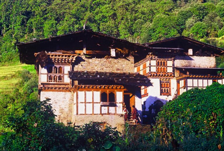 Bhutan.GoemDamji.Home(1995).jpg