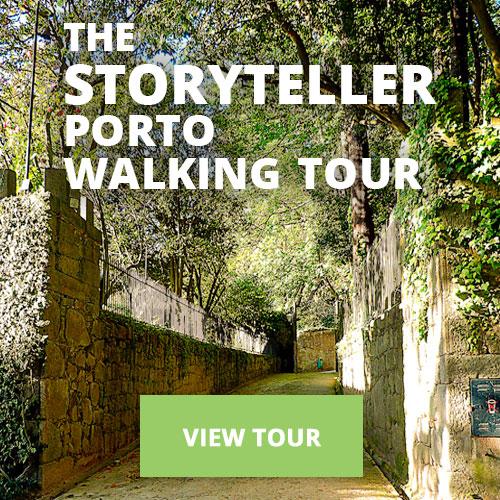 Storyteller Porto Walking Tour
