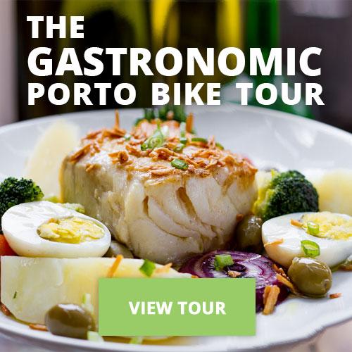 The Gastronomic Porto Bike tour