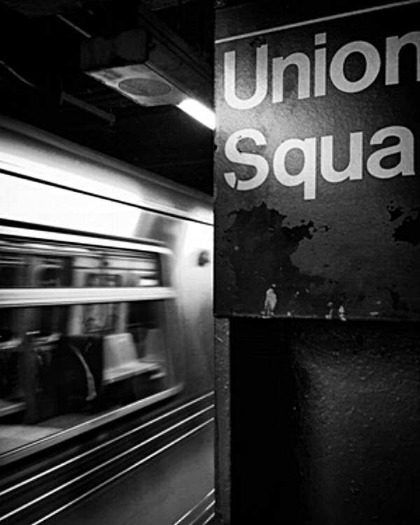 Union Square Subway
