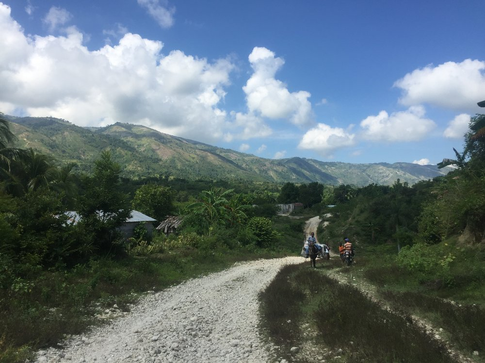 Central Plateau, Haiti