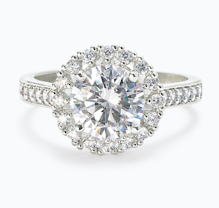 Elina Ring - If you like it, then you shoulda put a ring on it. Whether you're in the market for a right hand ring, an affordable replacement for your ring while traveling or just a sparkly statement, this is the ring for you.
