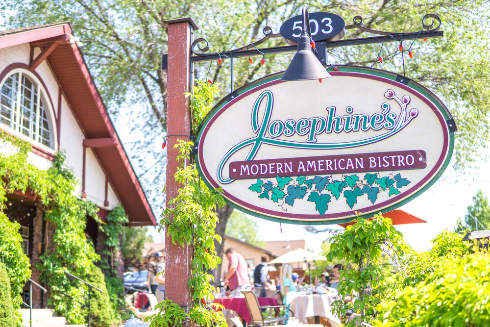Brunch in Flagstaff at Josephine's