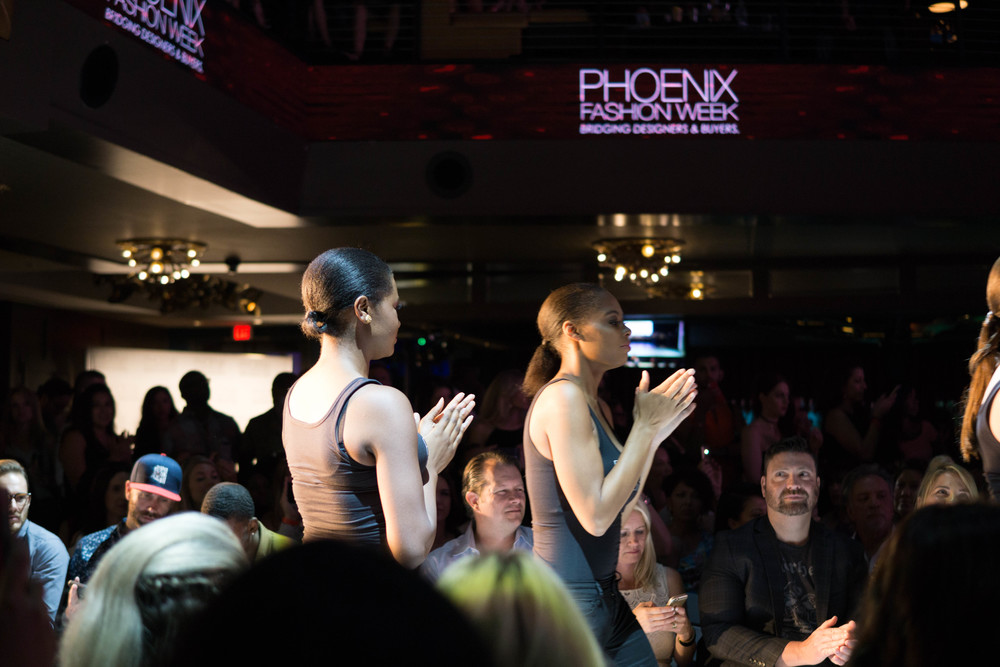 Phoenix Fashion Week - Runway Models