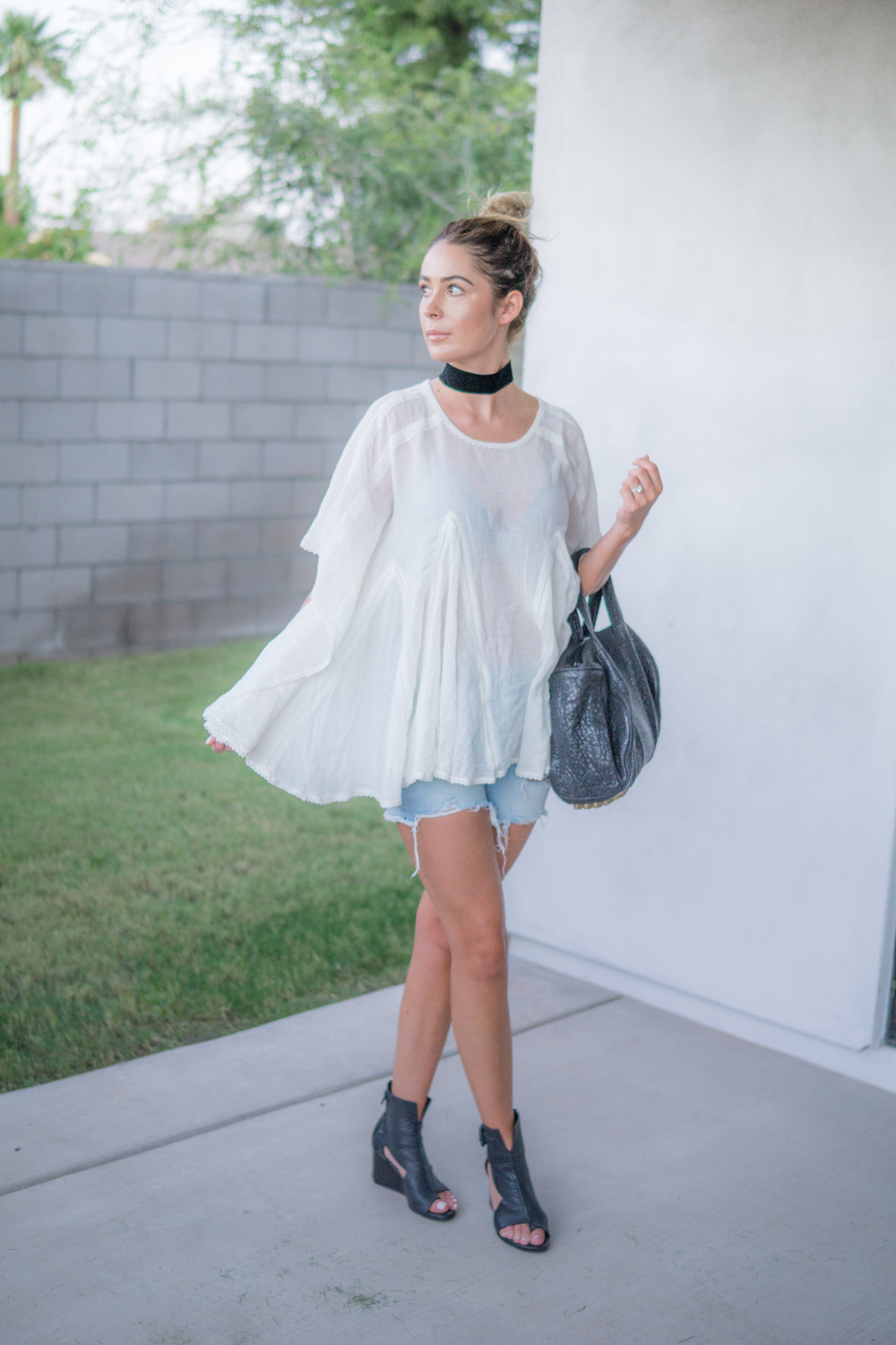 addison raga top revolve flowy white oversized top