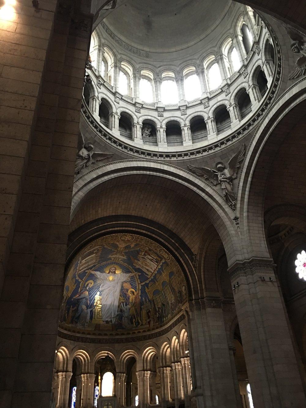 Sacre Coeur Basilica – Montmartre