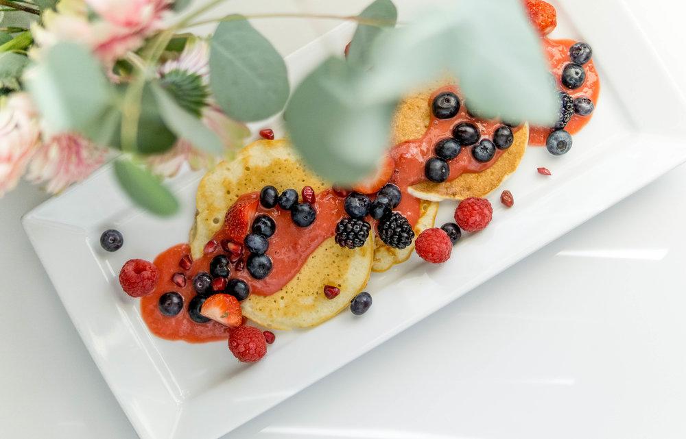 caulipower cauliflower protein pancakes