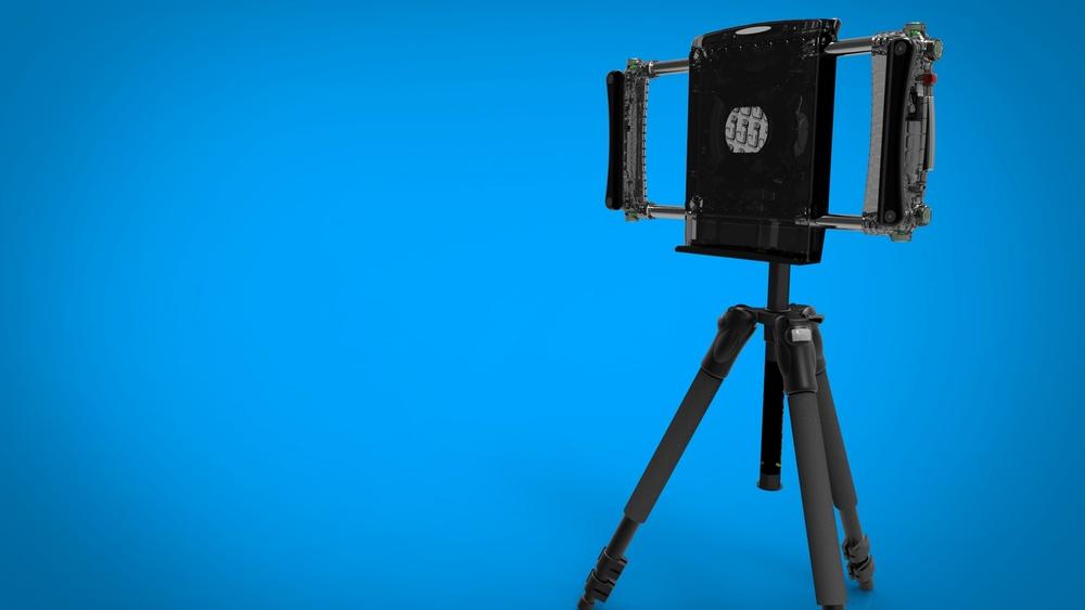 Gymie™ Titan-X-Ray Panel Holder