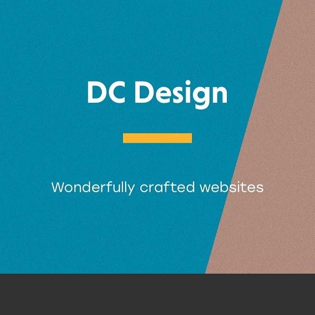 Just giving DC Design a wee makeover! #revamp #squarepsace #dcdesign #webdesign