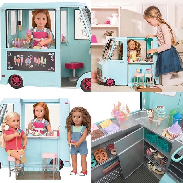 Speaking about ice cream trucks... anyone else see these at Target? My daughter would love this!! #foodtruck #icecreamtruck #kidtrepreneur