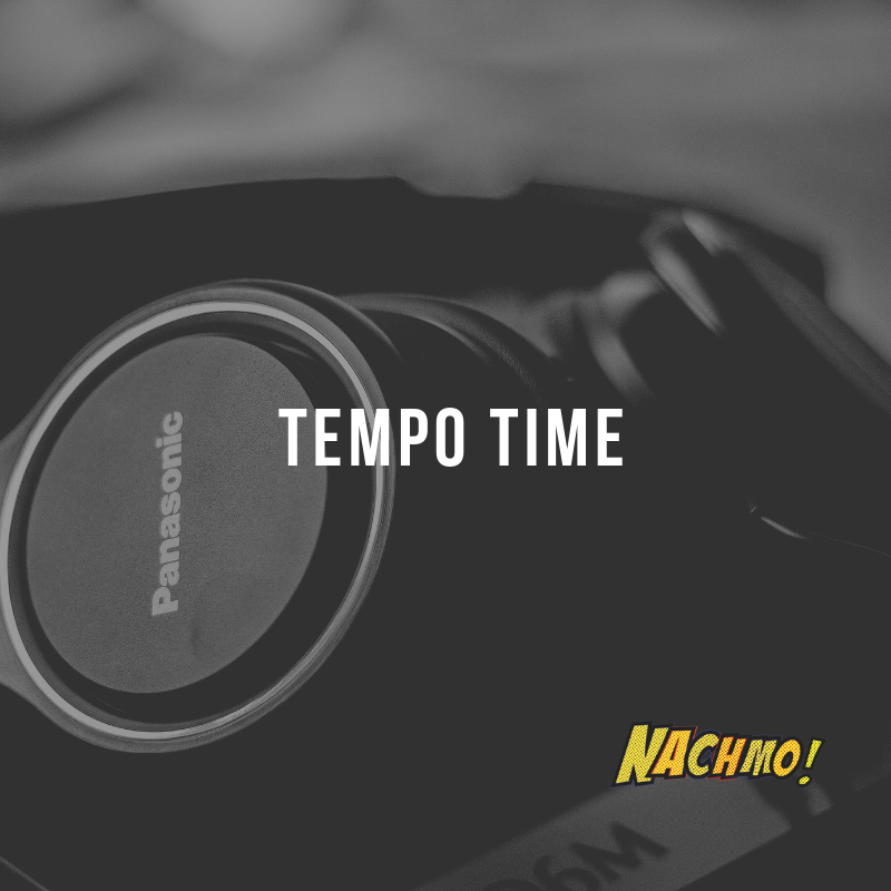 Jan 7:Tempo time - Prompt: Find the fastest song on your music device and the slowest. Improvise to them both.Plus: Pick three songs with very different time signatures, and try your phrasework to all three. Play with working with and against the rhythms.Lens: Re-watch your favorite music videos from at least a decade ago. Take notes on how the edits work with or against the music. Add the most inspirational video to your playlist.