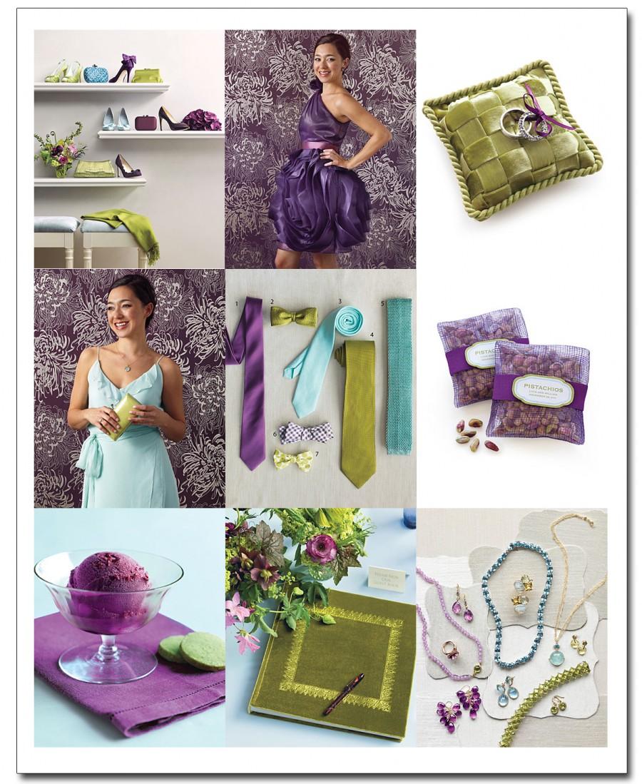 Martha Stewart Modern Jewel Tone Color Inspiration