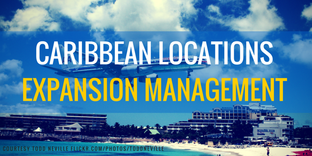 Caribbean Business Locations Roy Harryman