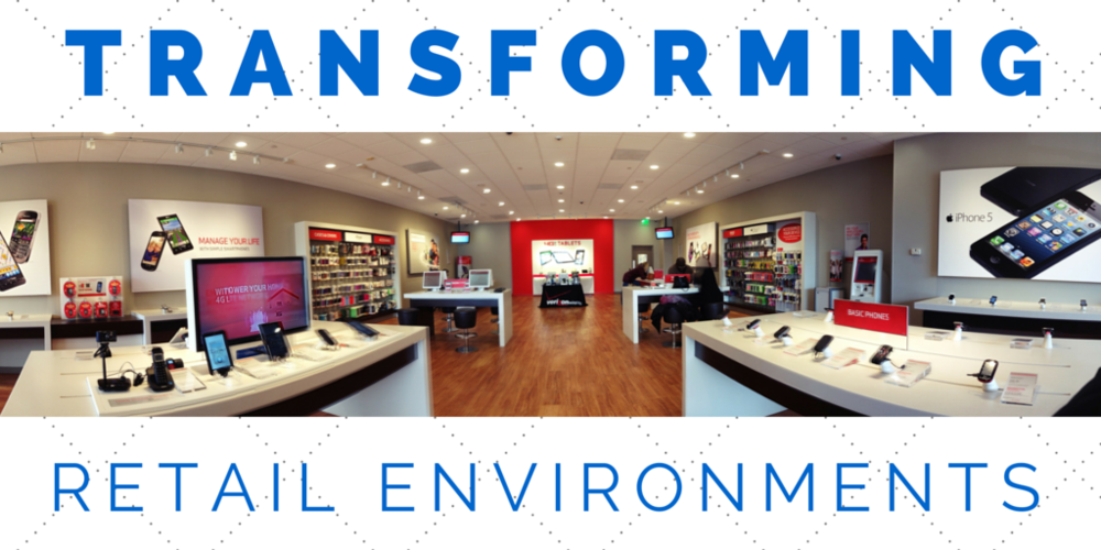 Transforming Retail Environments Roy Harryman