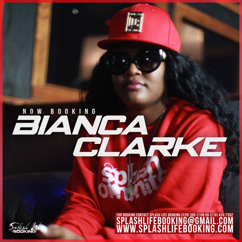 """Gearing up for the release of """"Direct Message Reloaded"""" Mobile, AL singer/rapper Bianca Clarke delivers her first single """"Neva Know."""" The southern influenced bass line and west coast inspired piano riff gives the record a diverse sound, as Bianca details her life journey and the fact that you """"Neva Know"""" what the final outcome will be. Available now on iTunes, Google Play and Spotify. [WATCH LYRIC VIDEO HERE] [DOWNLOAD DJ SERVICE PACK HERE]"""