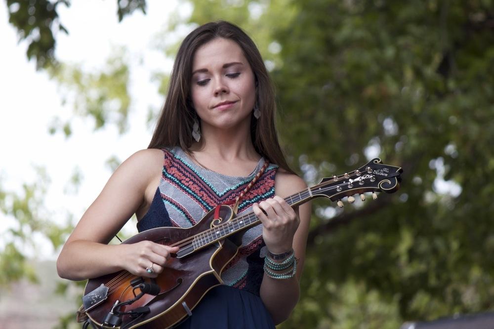 sierra hull mandolin