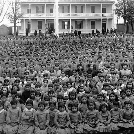 Indian Industrial Boarding School, Carlisle, Pa.
