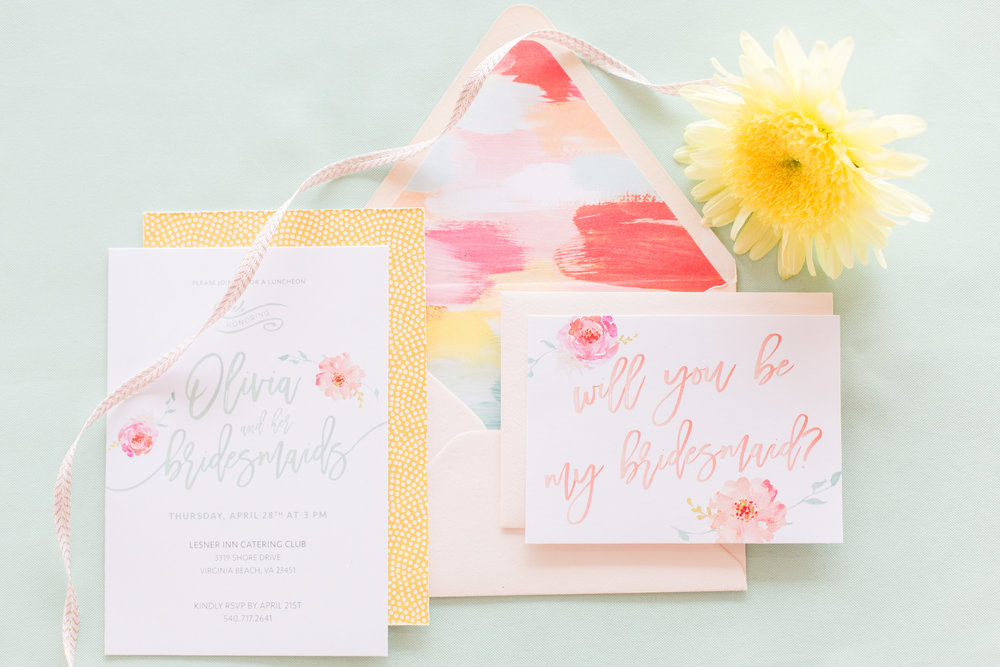 Lets Wed Hampton Roads Bridesmaid Luncheon Stationery Angie McPherson Photography-3.jpg