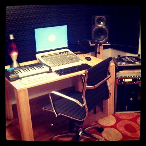 control room digi 003