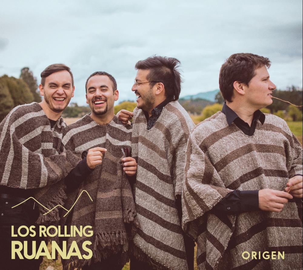 Los Rolling Ruanas Origen