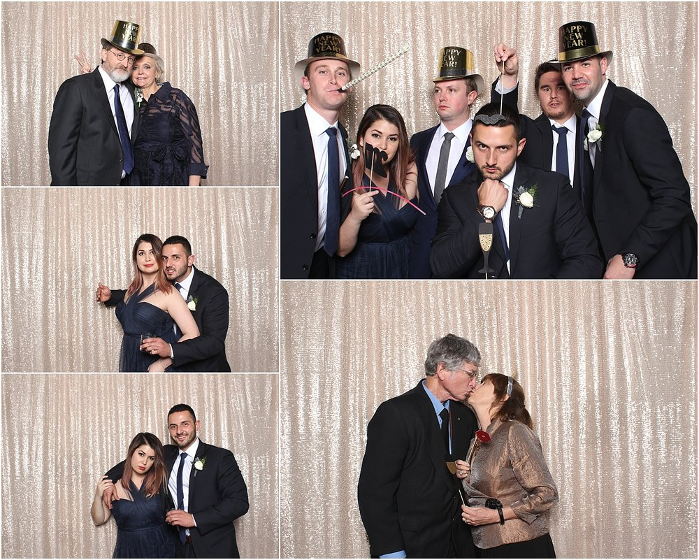 austin wedding photo booth