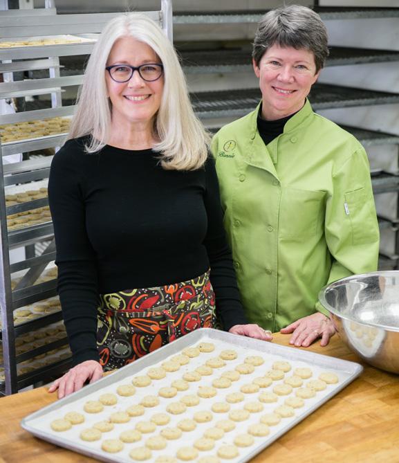Owners Donna Cavanaugh and Bonnie Alton