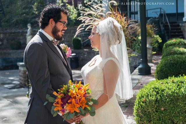 Eureka Springs Wedding Photography